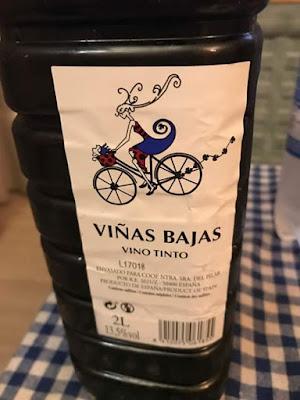 Viñas Bajas, 2 litos, tinto, 50400, Zaragoza