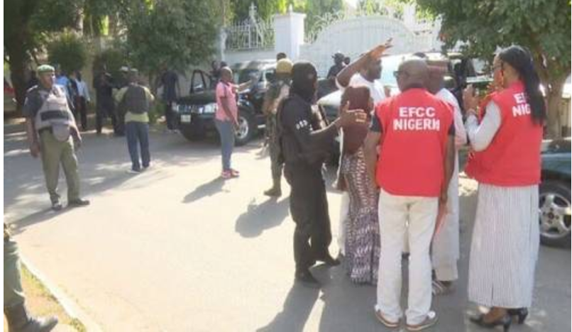 Senate grills EFCC, DSS, NIA bosses over inter-agency clash