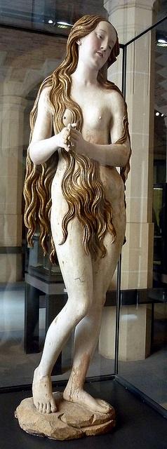 Santa María Magdalena, Museo del Louvre, París, Francia
