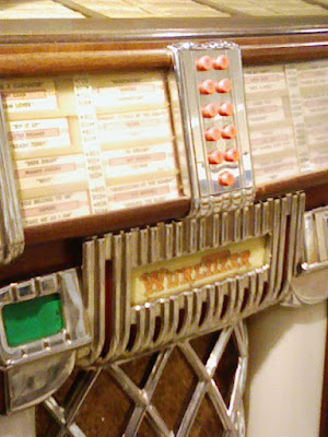 Wurlitzer nostalgia jukebox