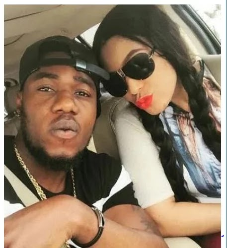 Tchidi Chikere's ex-wife gets a car from her man, Young Mula