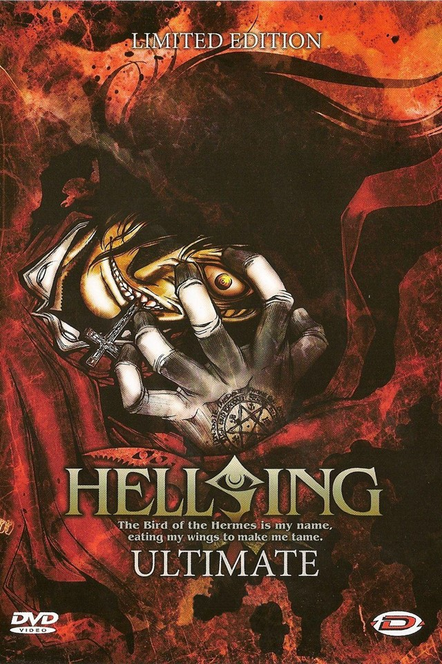 cover anime Hellsing Ultimate