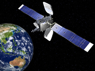 Satelit yang bisa diterima di indonesia