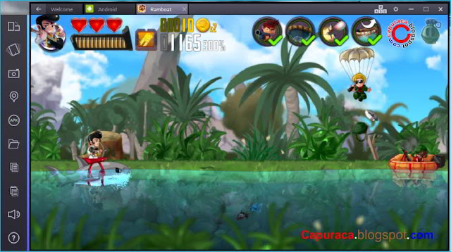main game android pakai mouse