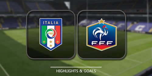 Italy-vs-France-Highlights-Full Match-Friendlies-01-09-2016