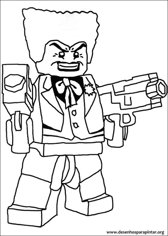 lego batman coloring pages for kids printable | Coloring pages for kids free images: Lego Batman Movie ...