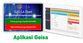 Panduan Cara Instal Aplikasi Geisa Client DHGTK Terkoneksi Ke Dapodik