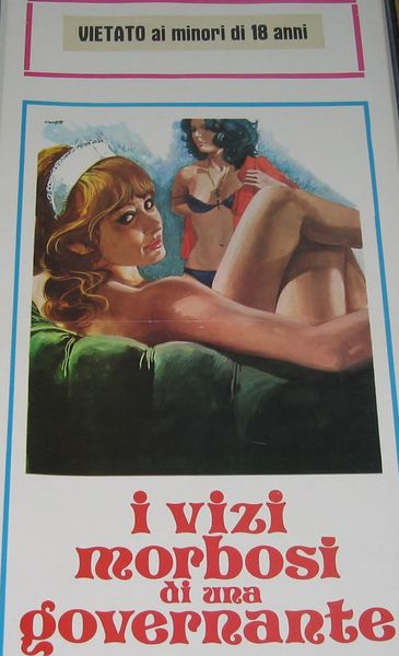 Crazy Desires of a Murderer (1977)