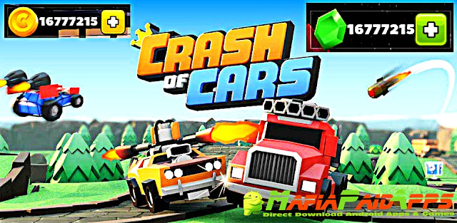 Crash of Cars Apk MafiaPaidApps