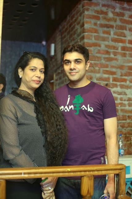 (L-R) Rajni Sharma Jainee, Varun Katyal