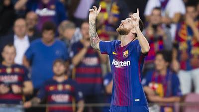 Highlight Barcelona 3-0 Juventus, 12 September 2017