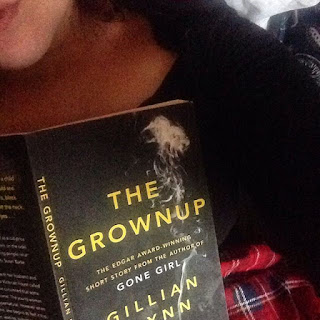 A book review on Gillian Flynn's The Grownup