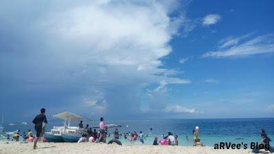 Tingko Beach Alcoy Cebu Philippines
