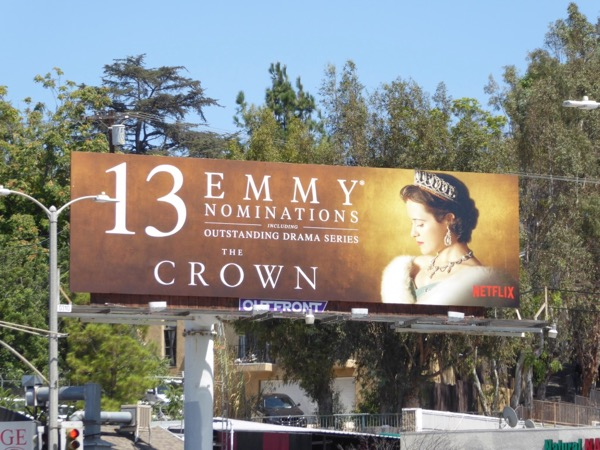 Claire Foy Crown 13 Emmy nominations billboard
