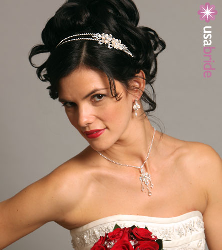 Latest Hairstyle Of Celebrity Wedding Hairstyles With