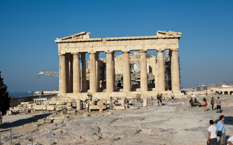 Grecia (Periodos arcaico, clásico y helenístico)