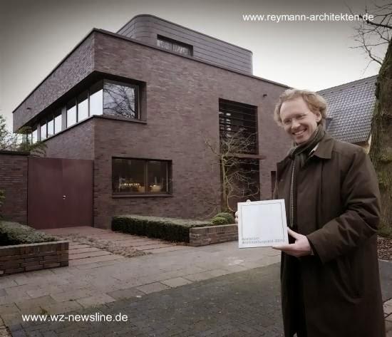 Residencia contemporánea racionalista en Alemania