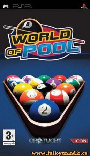 World of Pool PSP