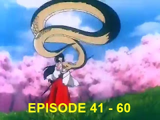 inuyasha sub indo Batch Episode Download