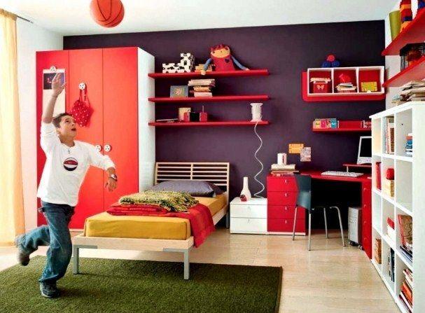 Dekorasi Kamar Anak Laki-Laki Sederhana
