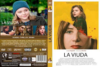 CARATULA LA VIUDA - GRETA - 2019 [COVER DVD]