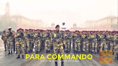 para commando force