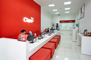 Oficinas y tiendas Claro en Cúcuta