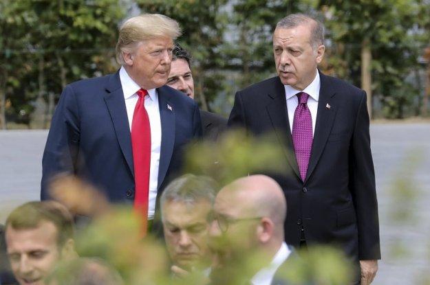 Τουρκία: Ελπίζει σε προστασία από Τραμπ, αν υπάρξουν κυρώσεις για τους S-400!
