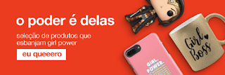 Americanas.com homenageia a mulher brasileira #diadamulher #maisqueamigas Blog Top da Promoção www.topdapromocao.com.br @topdapromocao #topdapromocao