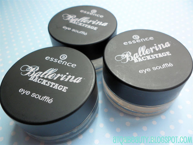 Essence, Ballerina Backstage, Eye Soufflé
