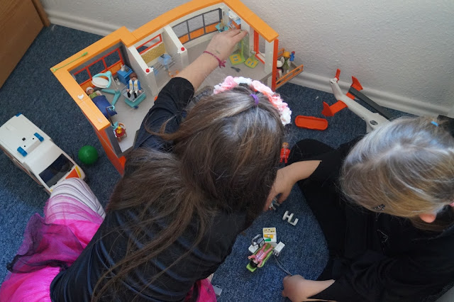 playmobil krankenhaus spielspaß