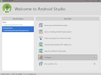 Cara Membuat Aplikasi Peta Sederhana Google Maps API V3 di Android Studio
