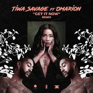 [Music] Tiwa Savage - Get It Now Remix Ft. Omarion