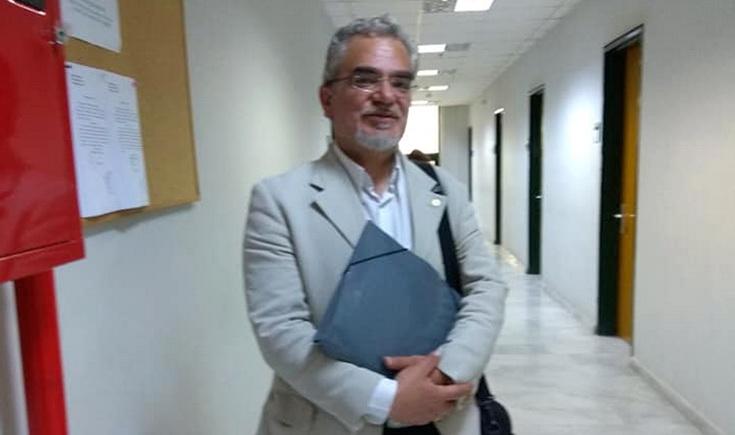 Κατέθεσε συνδυασμό ο υποψήφιος Περιφερειάρχης ΑΜ-Θ Ανδρέας Καραγιώργης