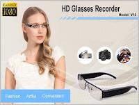 Kacamata Kamera - Kacamata Canggih Perekam Video dan Pemutar MP3 4d1bd8cd88