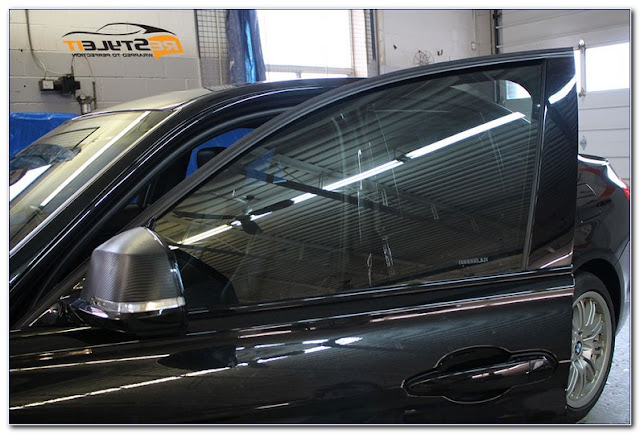 California Legal Car WINDOW TINT Limit