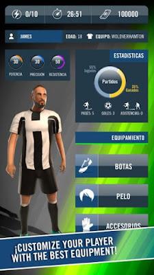 Dream Soccer Star Apk mod