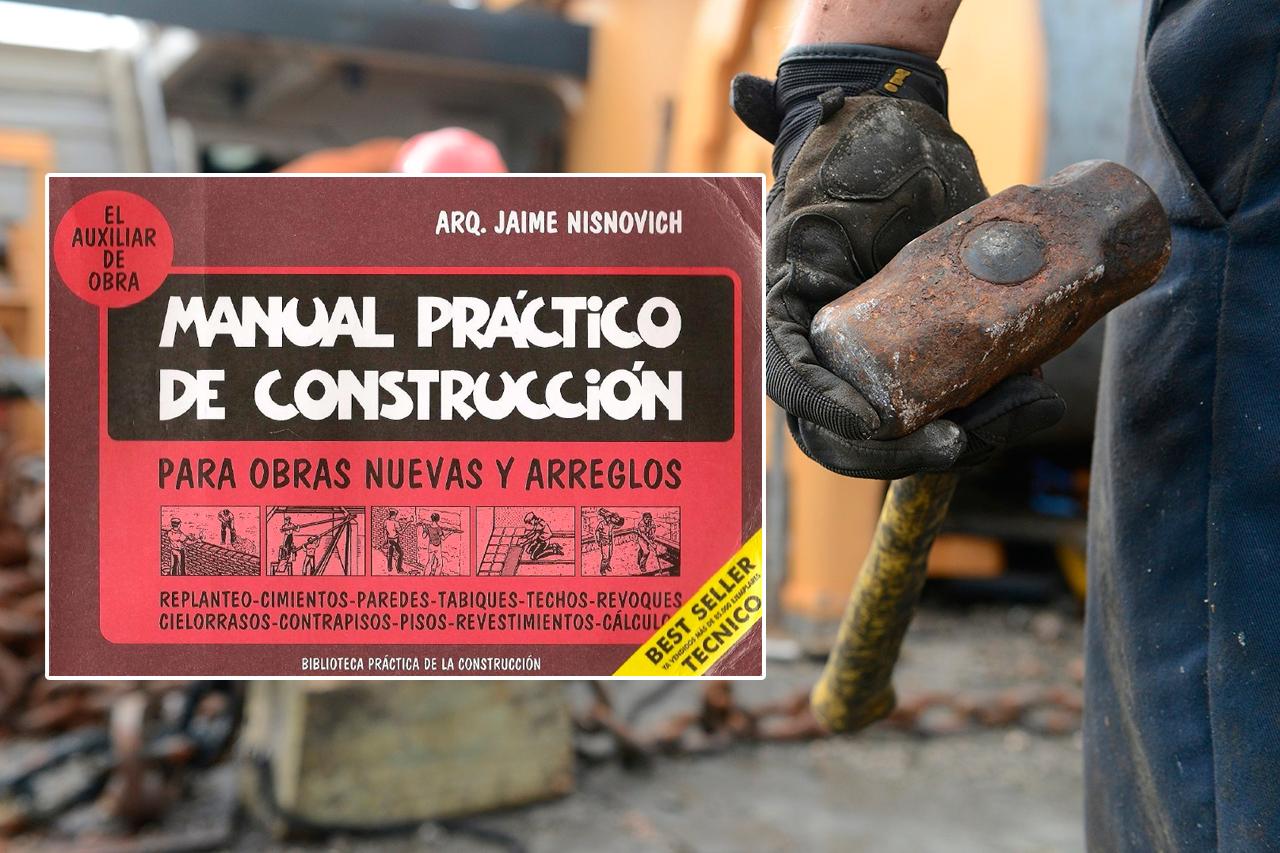 Livres arq: manual práctico de construcción jaime nisnovich.