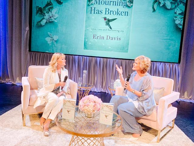 Erin Davis at Reclaiming Joy