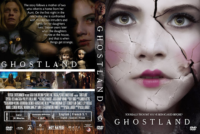 Ghostland DVD Cover