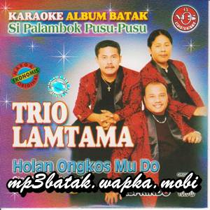 Lamtama Trio - Haholonganku Do Ho (Full Album)