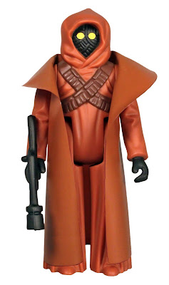 "San Diego Comic-Con 2011 Exclusive Vinyl Cape Jawa 7.5"" Jumbo Vintage Star Wars Action Figure by Gentle Giant"