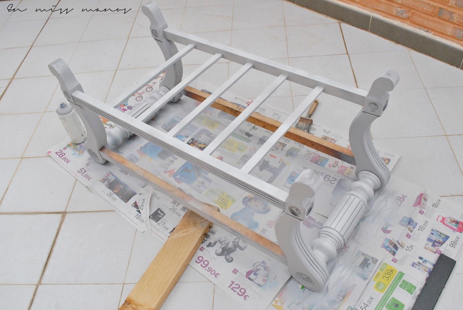 Muebles Pie De Cama Interesting Para Caritopie De Cama Bal Madera  # Como Limpiar Muebles Bipiel