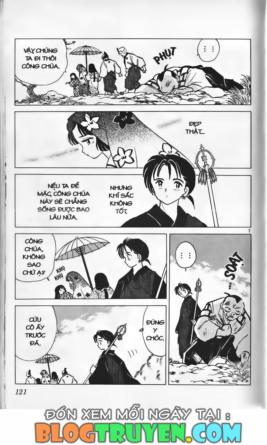 Inuyasha vol 06.7 trang 8