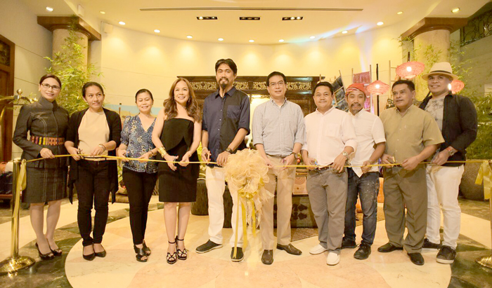 Fashion and Fusion at Marco Polo Davao Ribbon Cutting