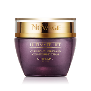 Kρέμα Nύχτας για Ανόρθωση NovAge Ultimate Lift 50ml