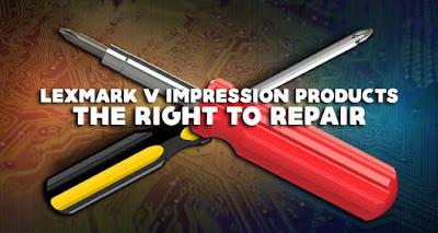 Impression vs Lexmark