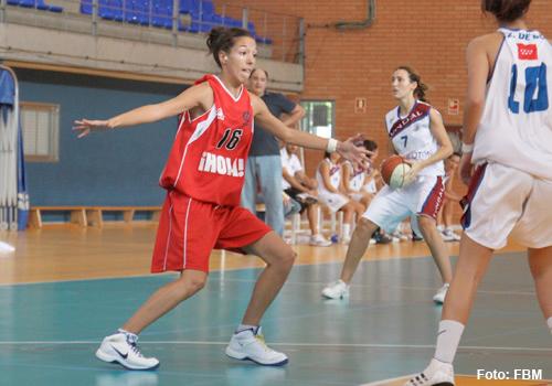 Baloncesto | La base María Richante jugará en el Ausarta Barakaldo EST la temporada 2017/18