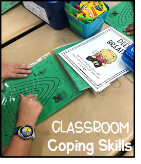 School counseling classroom coping skills
