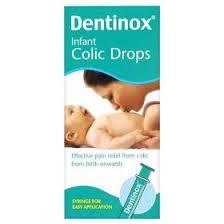 أقراص دينتينوكس Dentinox للتخلص من الانتفاخ